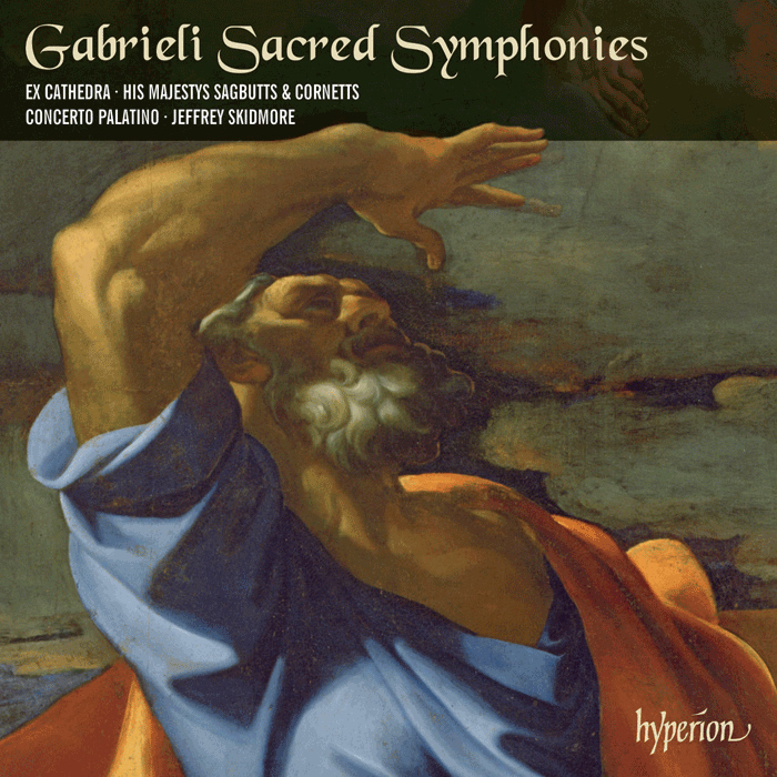 Ex Cathedra: GABRIELI SACRED SYMPHONIES-Giovanni Gabrieli (c1554/7-1612)