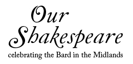 Our Shakespeare logo