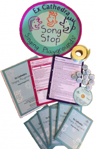 Singing Playgrounds resources