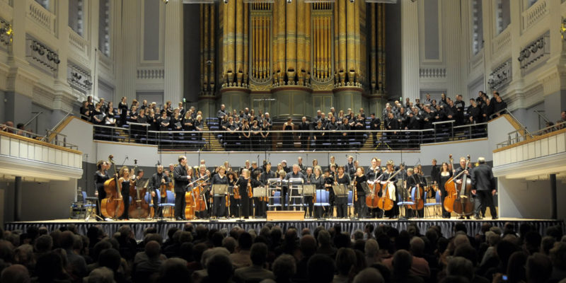 Mendelssohn's Elijah (1846): re-broadcast
